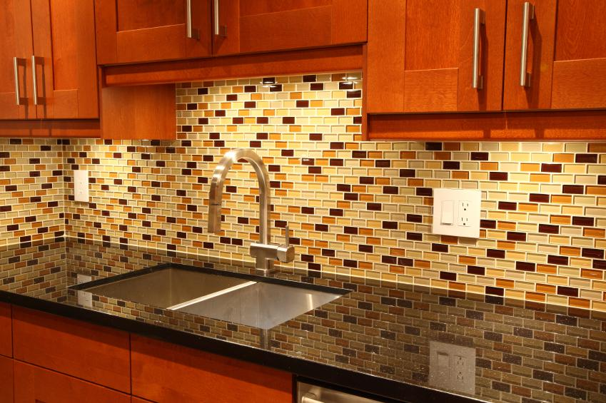 Image of: backsplash idea