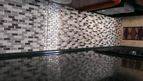 Image of: backsplash sticky mat