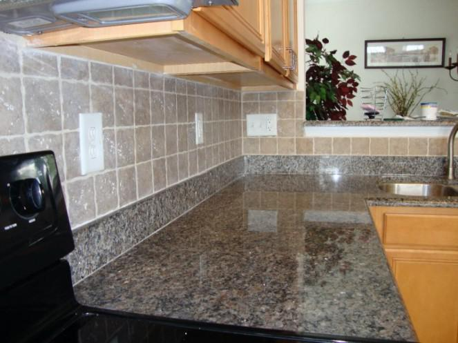 Image of: backsplash tile installation