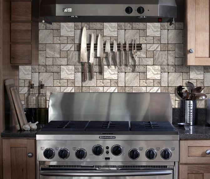 Image of: backsplash tile menards