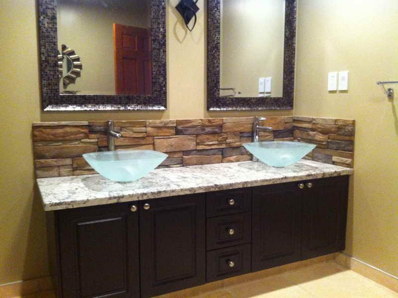 Image of: Bathroom Backsplash Ideas Designs Ideas