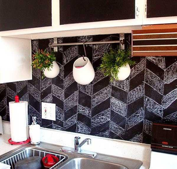 Image of: diy backsplash ideas