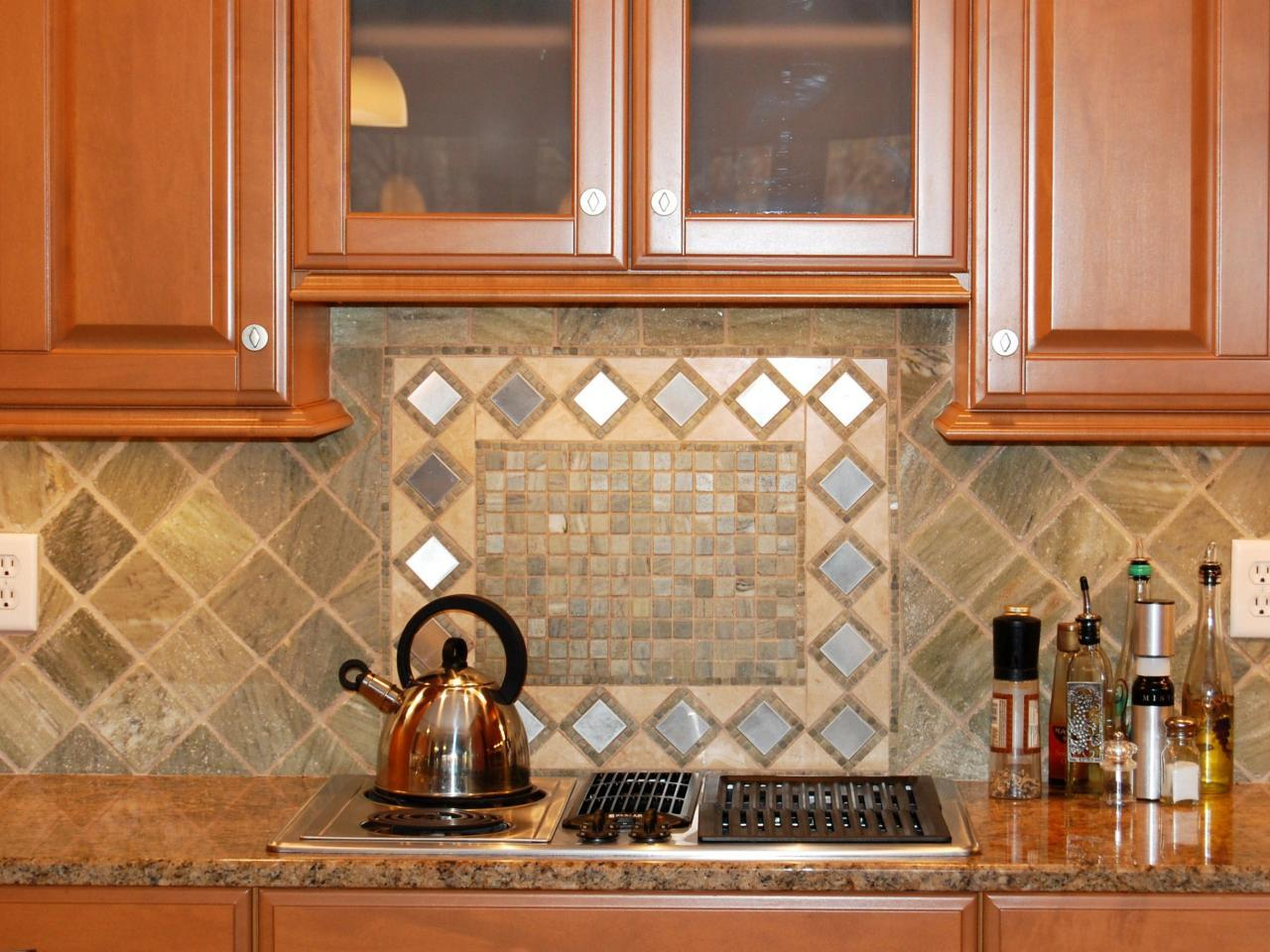 Image of: diy backsplash kitchen