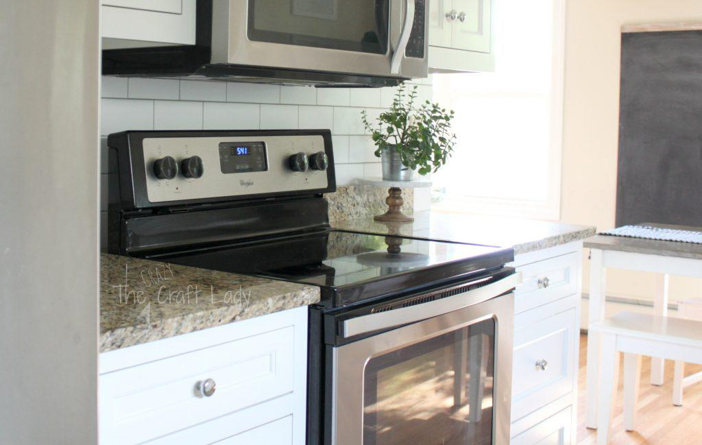 Image of: diy temporary backsplash ideas