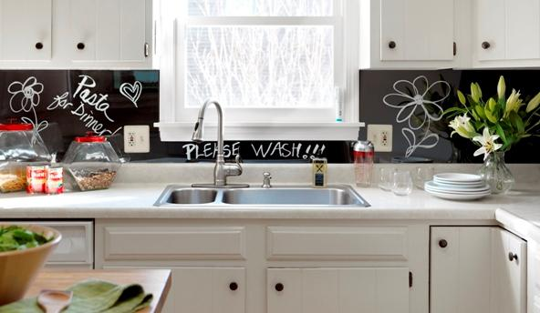 Image of: easy diy kitchen backsplash ideas