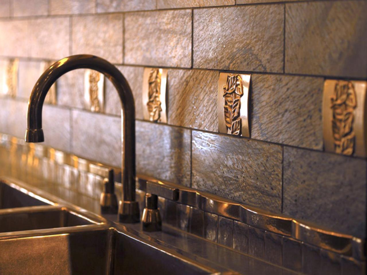 Image of: kitchen backsplash photos