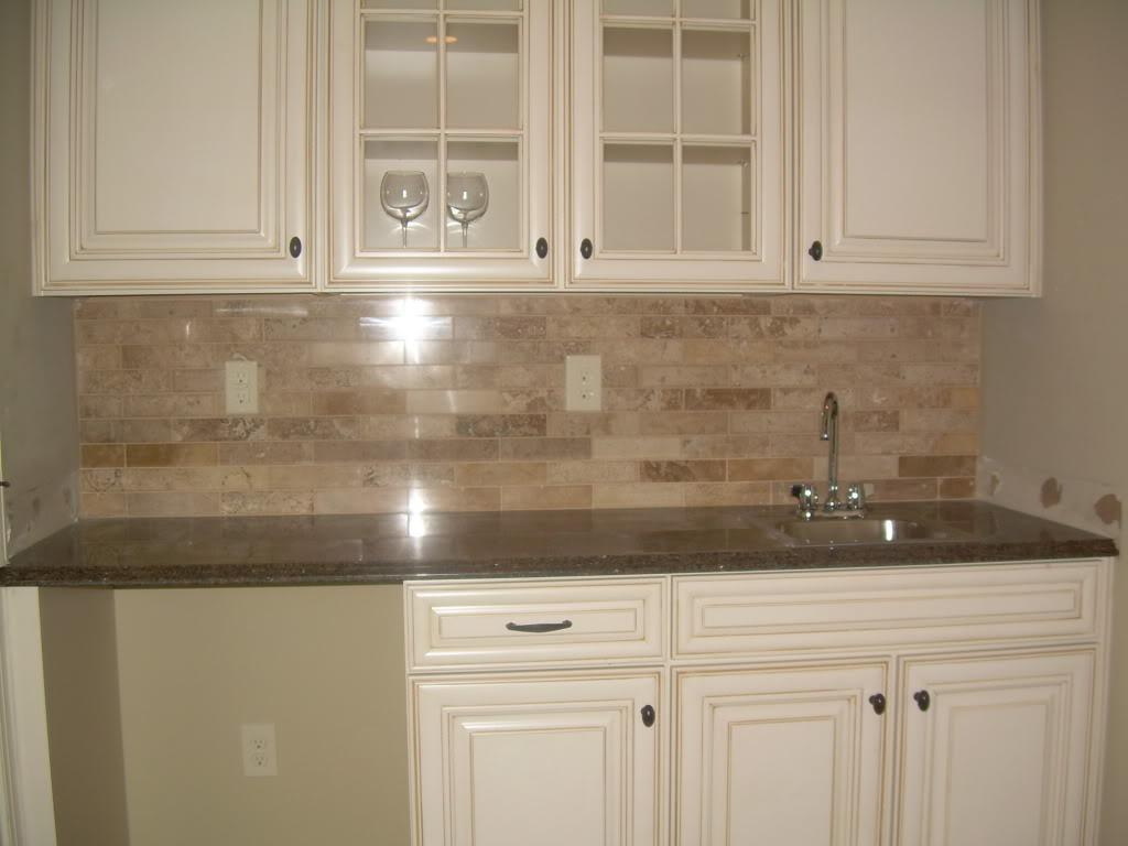 Image of: Kitchen Backsplash Tile Designs Ideas