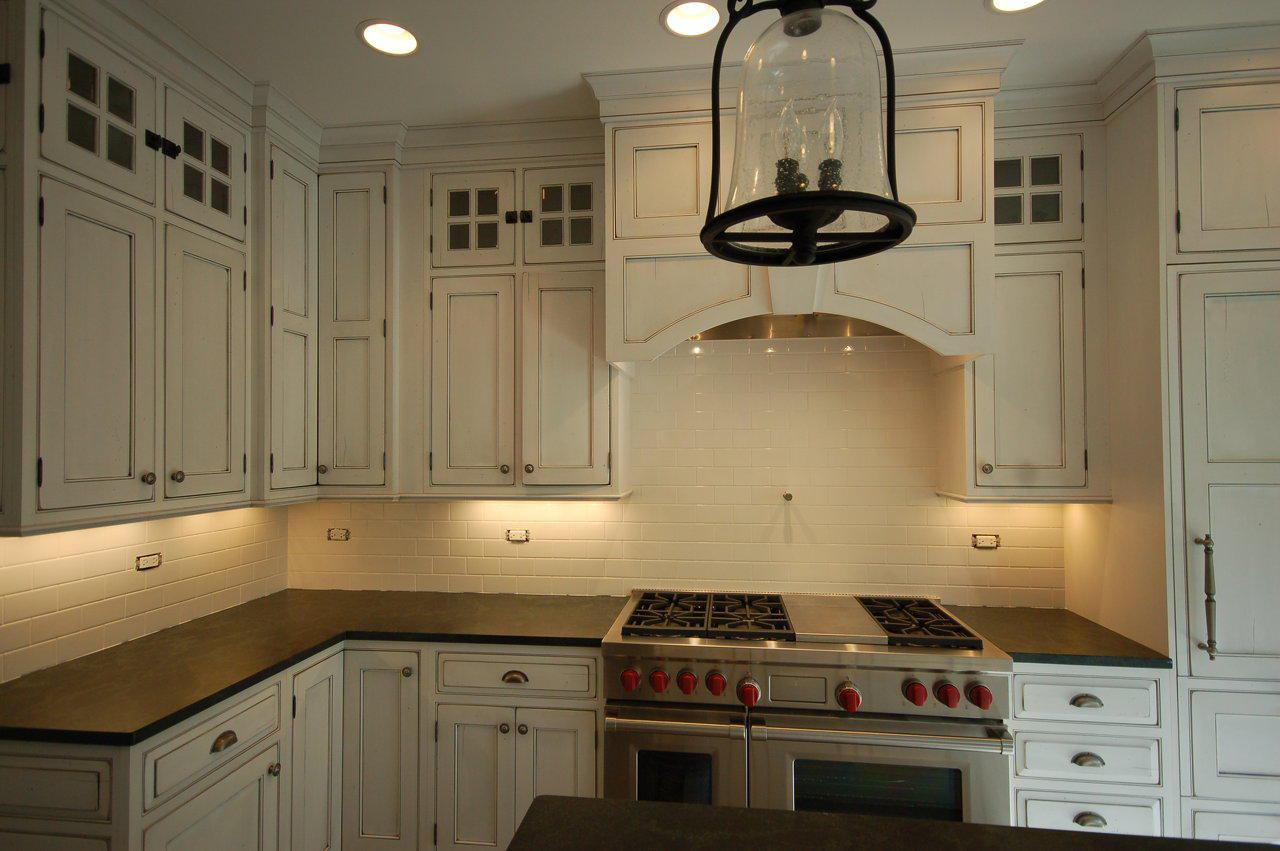 Image of: kitchen backsplash tile and glass