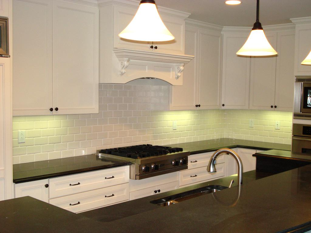 Image of: kitchen decorative tiles as backsplash