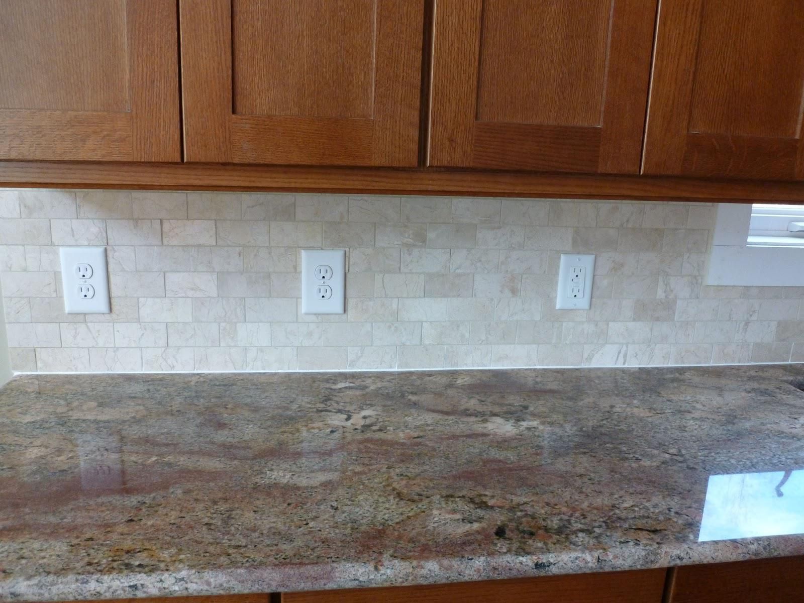 Image of: kitchen tile backsplash images