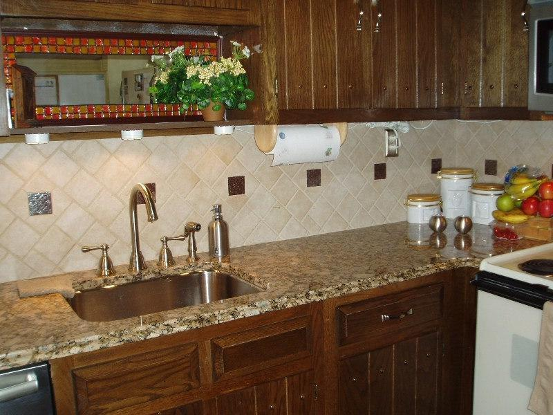 Image of: laminate countertops without backsplash