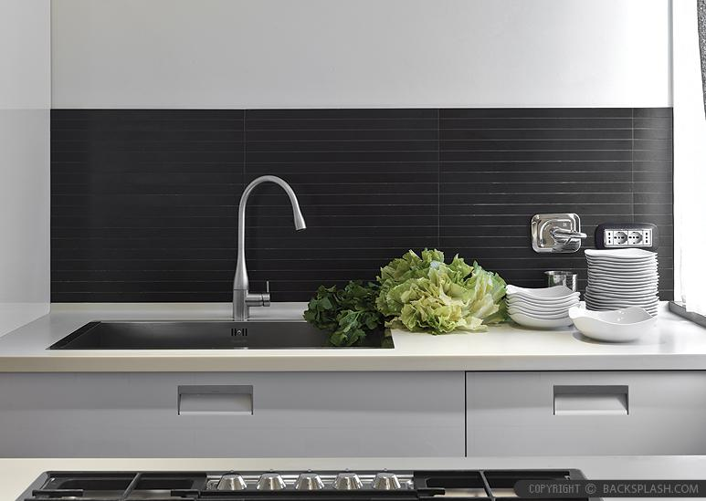 Image of: modern backsplash ideas
