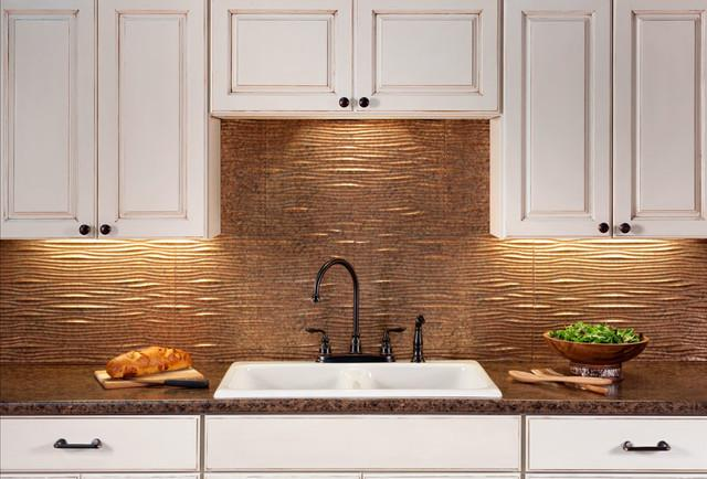 Image of: modern kitchen backsplash ideas