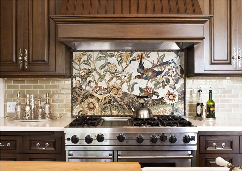 Image of: moroccan tile for backsplash