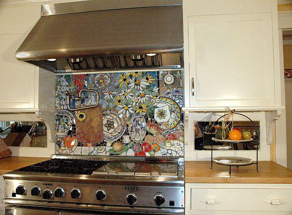 Image of: Mosaic Backsplash Design Ideas Designs Ideas