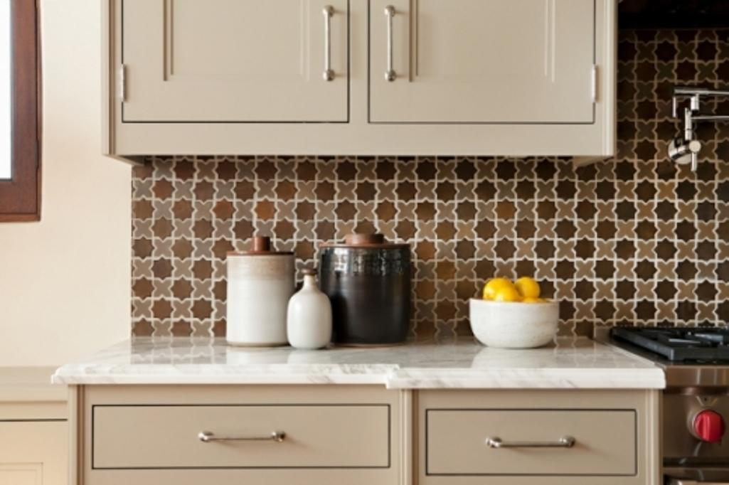 Image of: Peel And Stick Mosaic Backsplash Designs Ideas