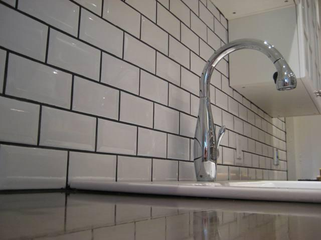 Image of: subway tile backsplash ideas