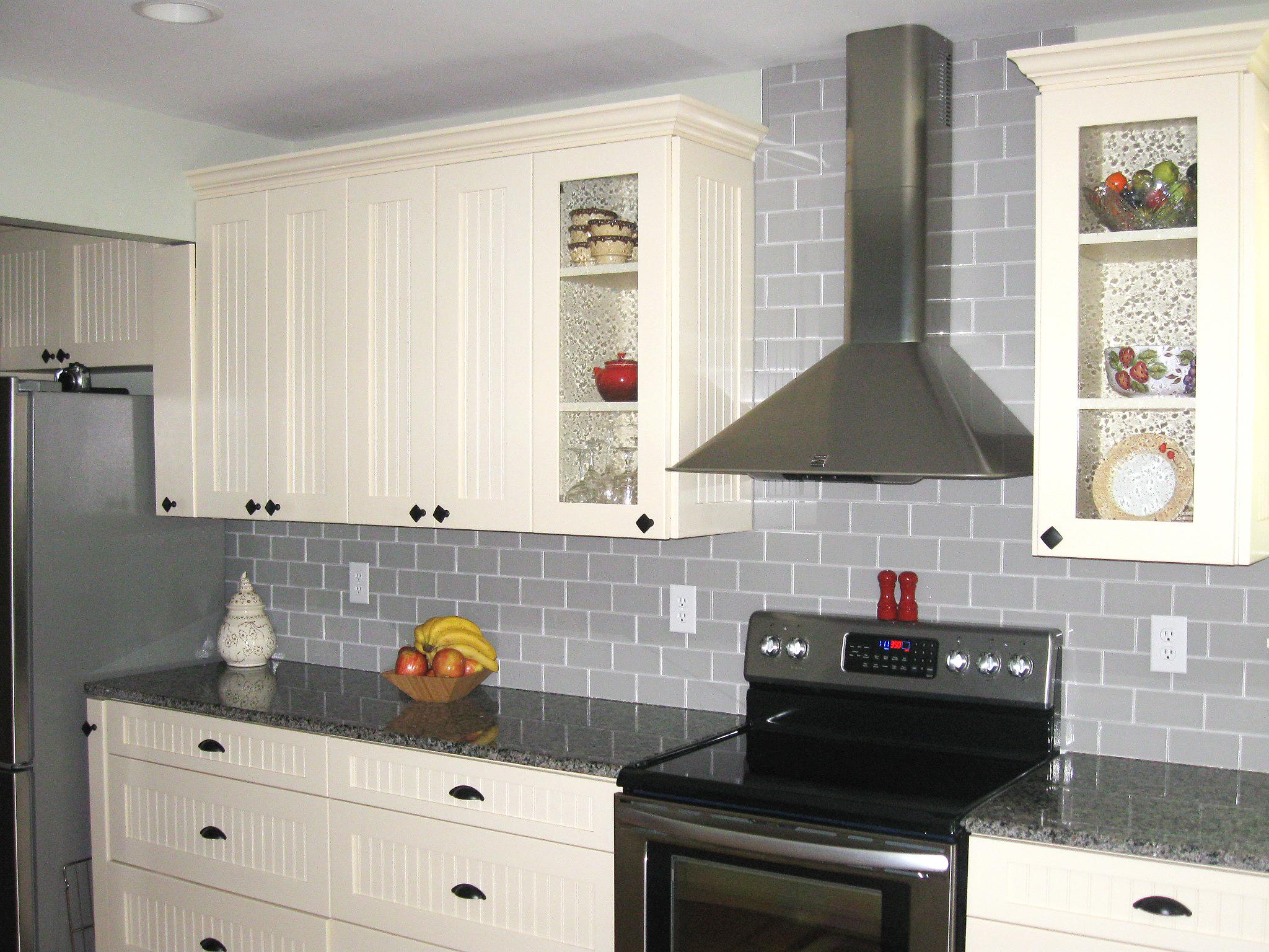 Image of: Subway Tile Backsplash Kitchen Designs Ideas
