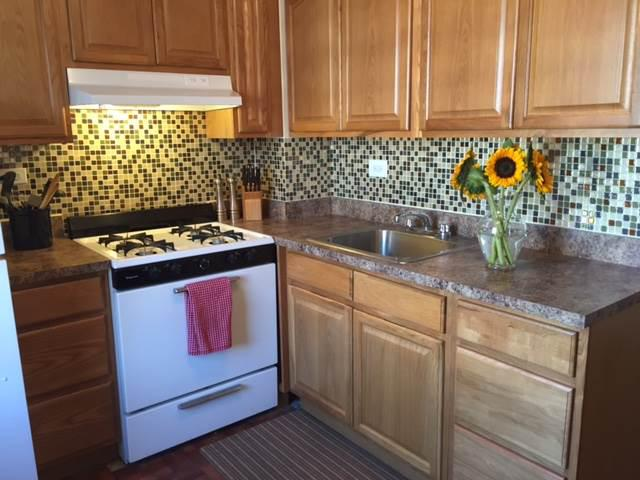 Image of: temporary backsplash kitchen
