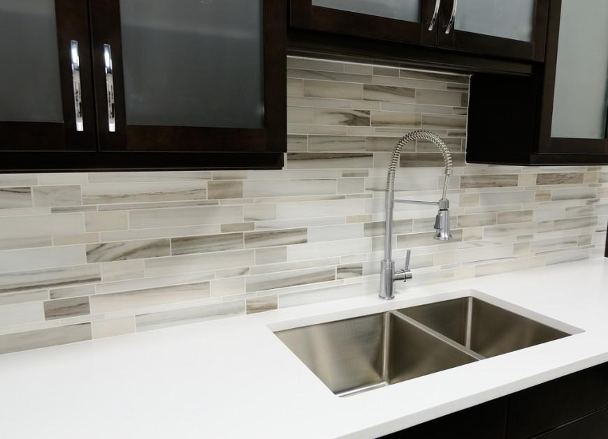 Image of: tile backsplash ideas for kitchen