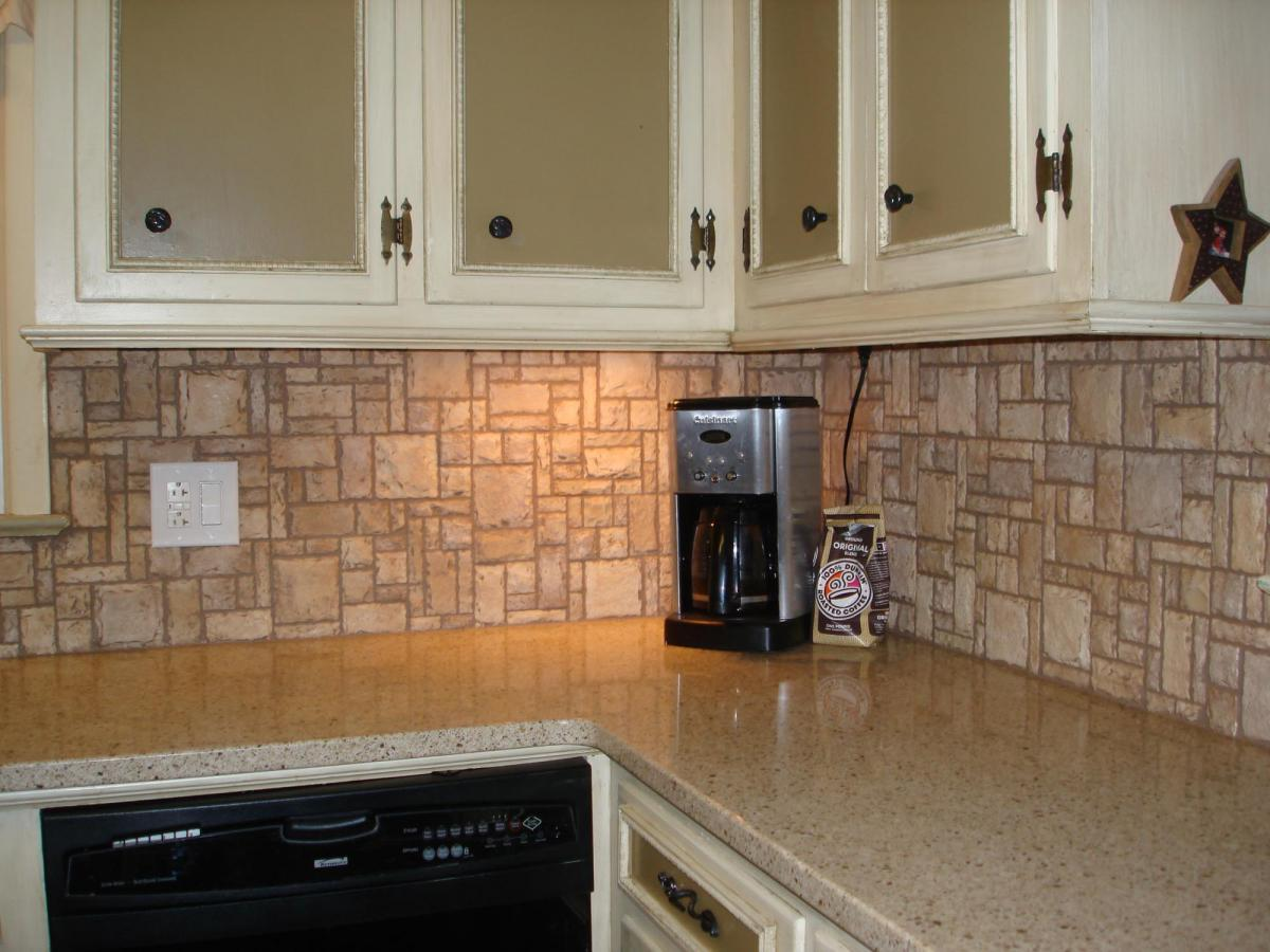 Image of: tile backsplash patterns