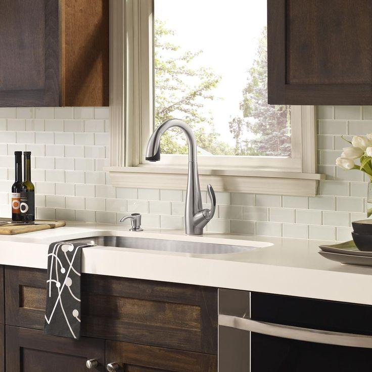 Image of: unique tiles for backsplash