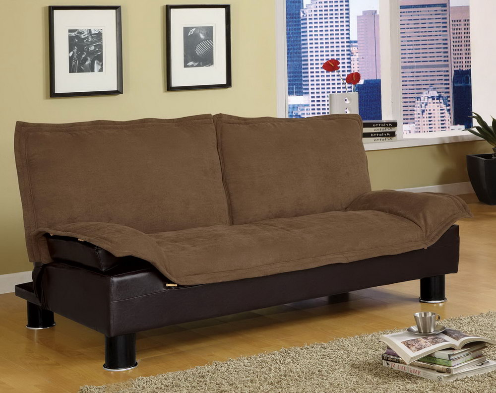 Image of: Amazing Fancy Futon