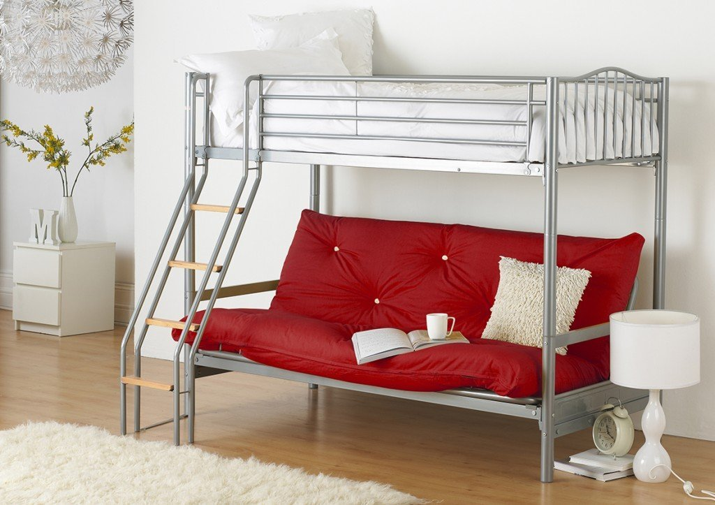 Image of: Amazon Futon Bed and Mattress