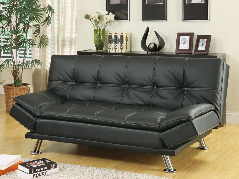 Image of: Ashley Furniture Futons with Mattress