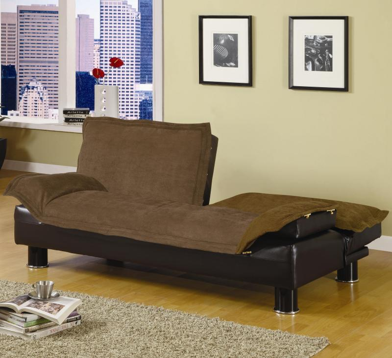 Image of: Awesome Futon Chair Bed