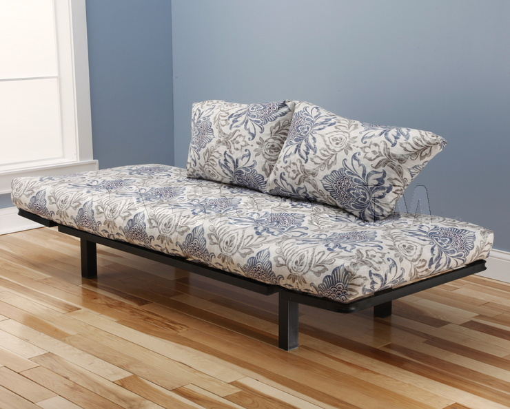Image of: Batic Futon Lounger