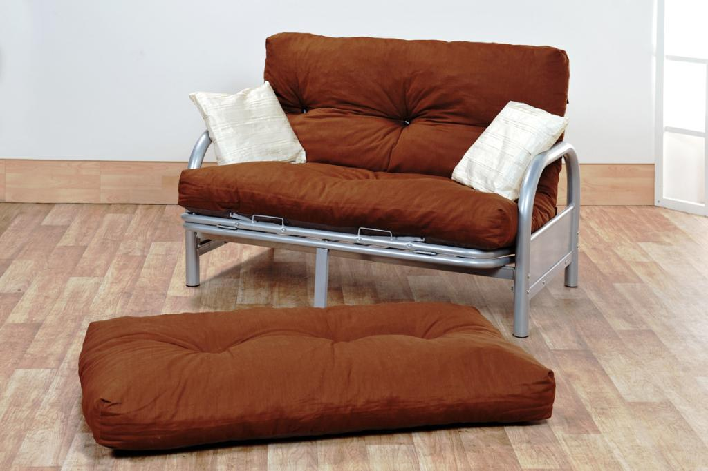 Brown Small Futons