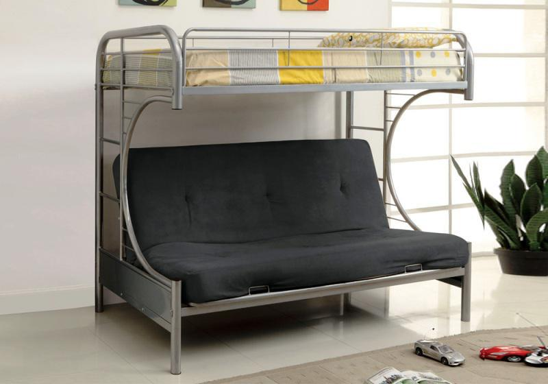 Image of: Bunk Bed Design Mini Futon Sofa