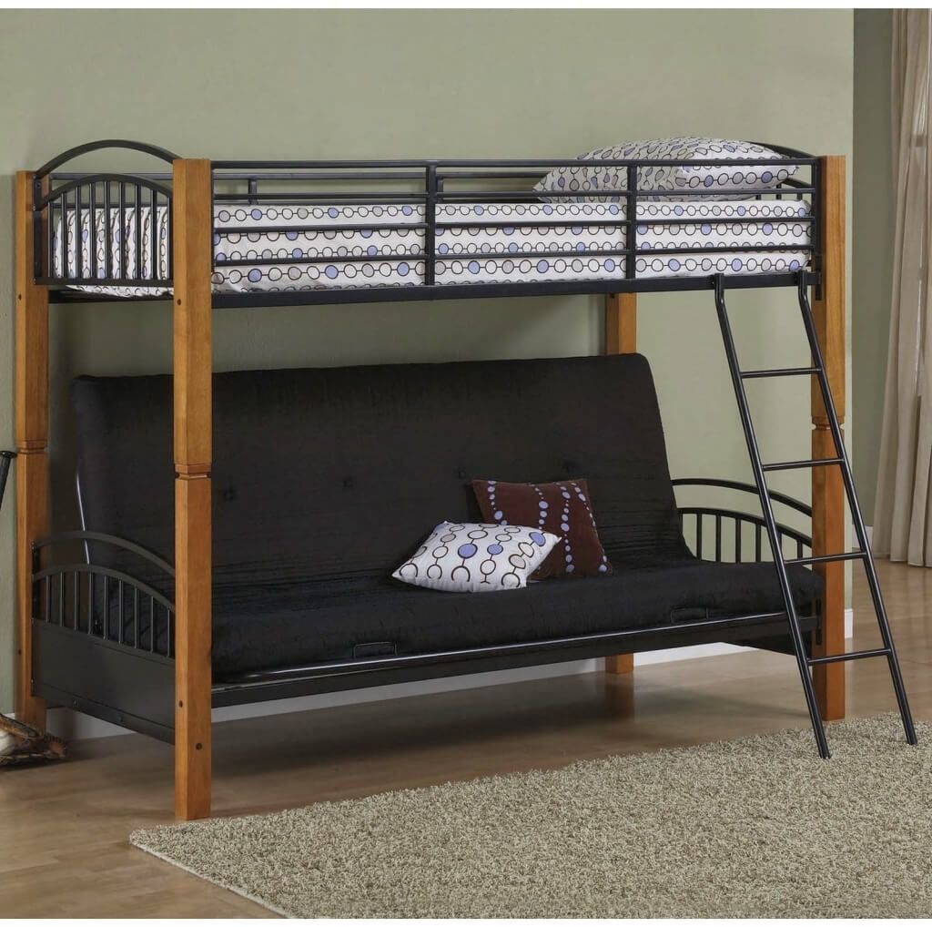 Image of: Bunk Bed Futon mattress covers