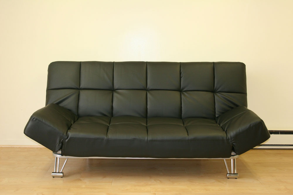 Chair Futon Leather