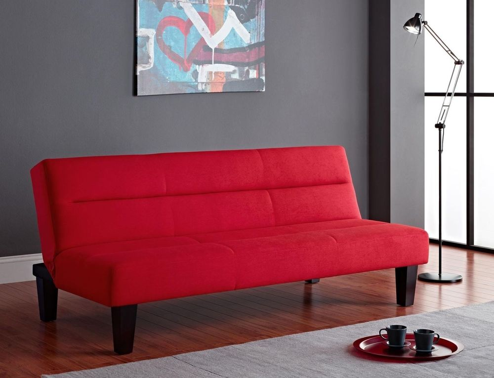 Image of: Comfortable Futon Couches