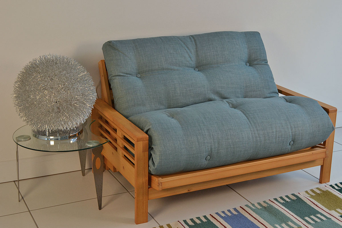 Image of: Comfy Small Futons