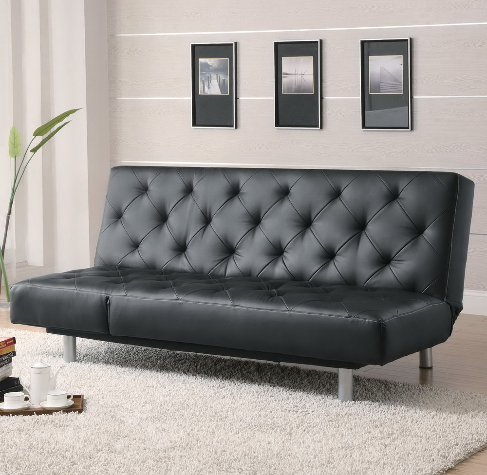Image of: Contemporary Mini Futon