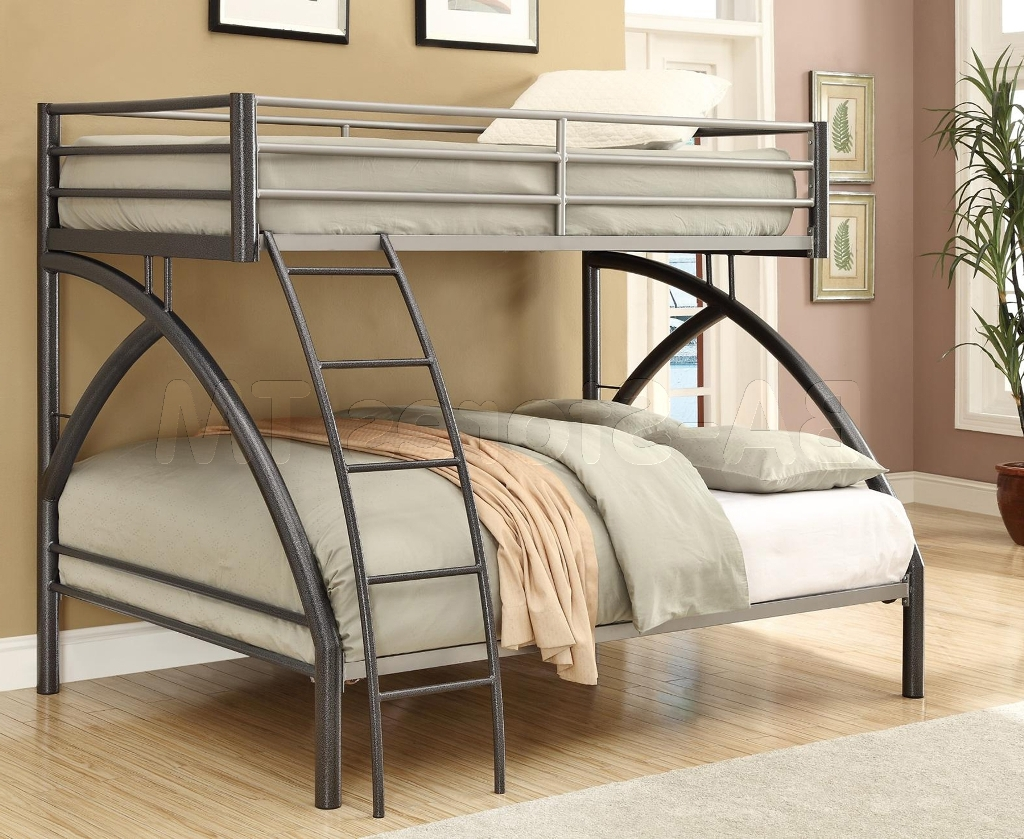 Cool Twin Over Futon Bunk Bed