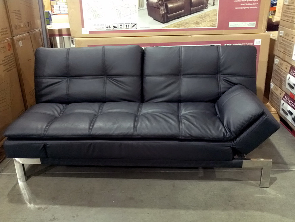 Image of: Costco Futon Sofa Designs