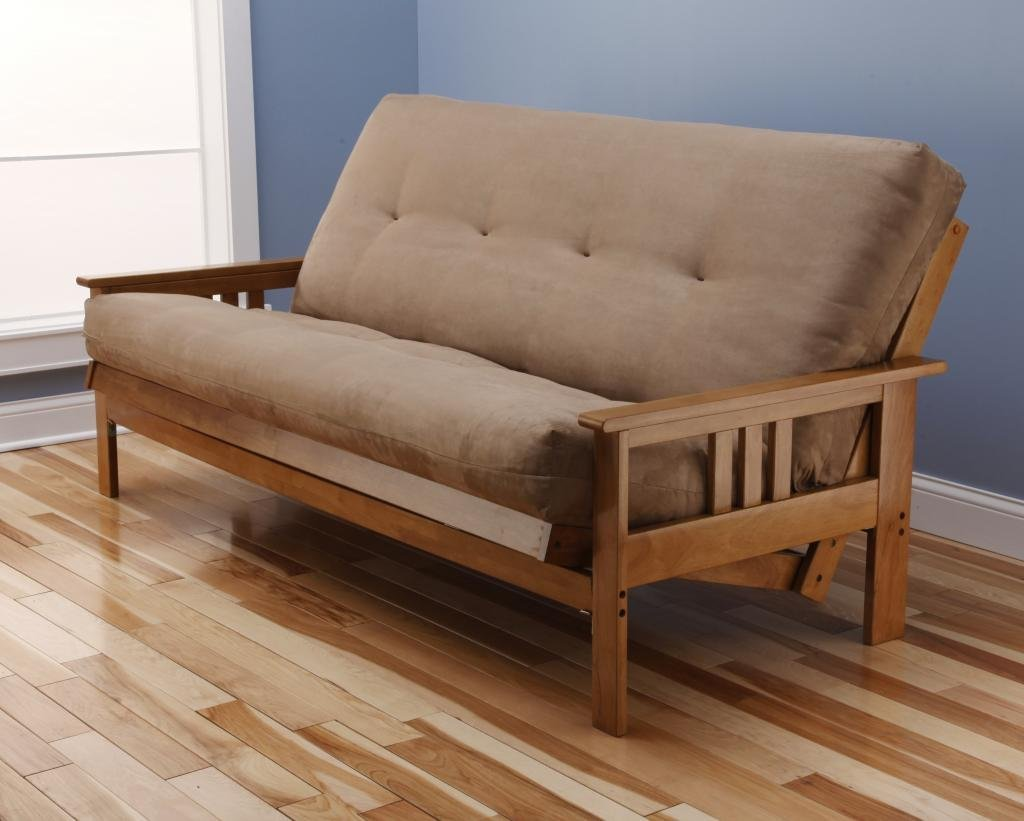 Cute Wood Futon