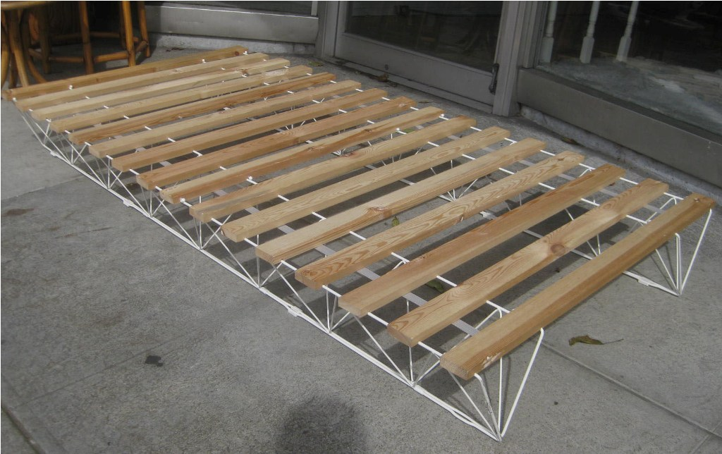 Image of: Double Futon Frame IKEA