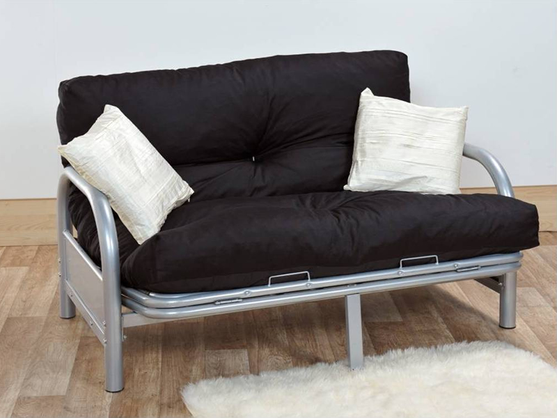 Image of: Double Futon Sofa Beds Designs Ideas