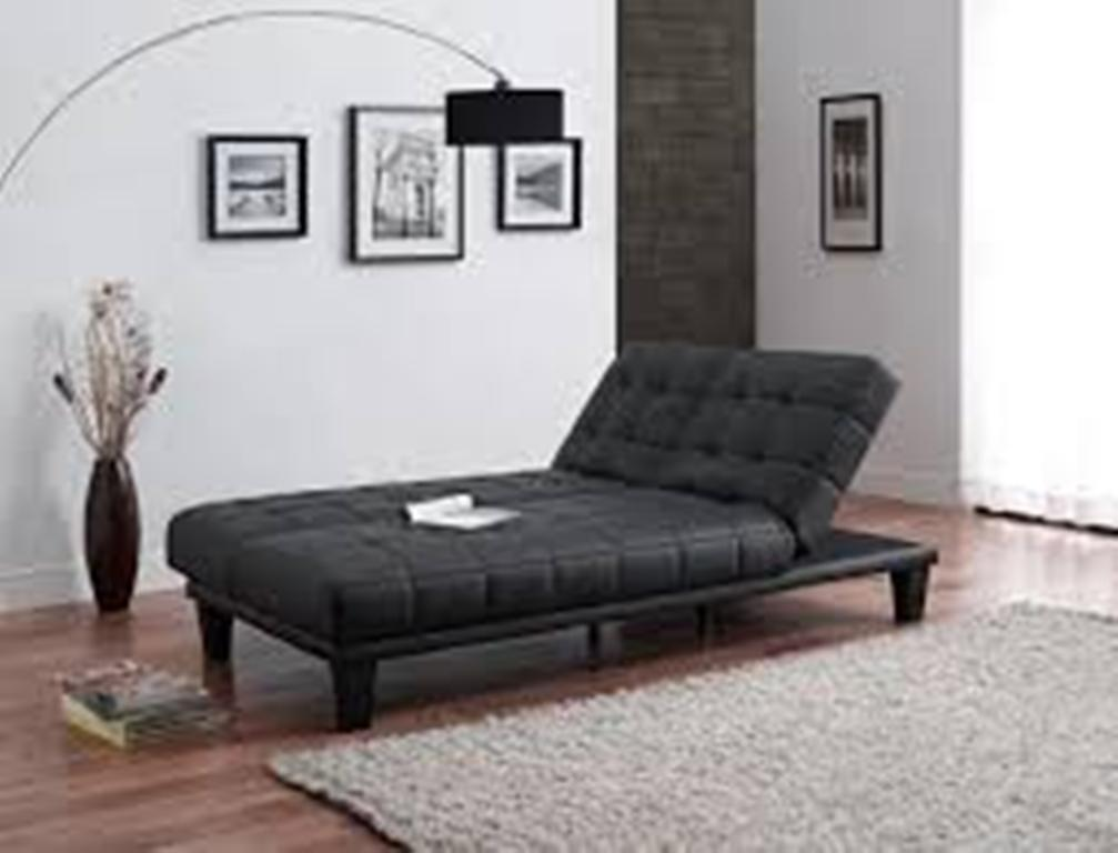 Image of: Emily Convertible Futon Chair Bed