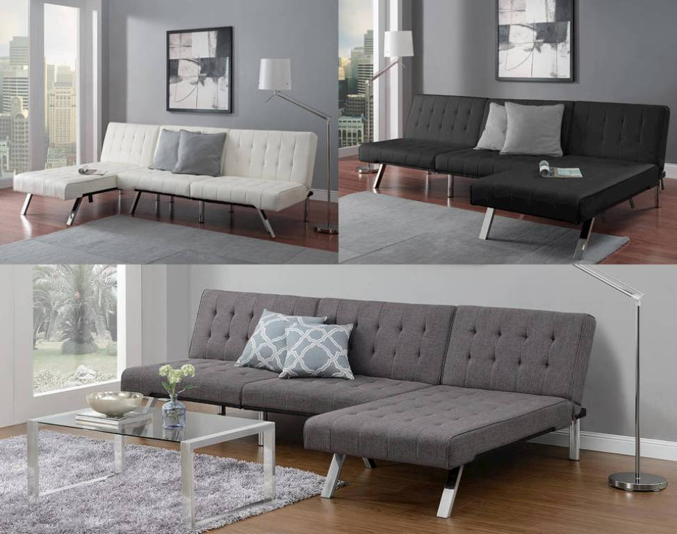 Emily Convertible Futon Cover