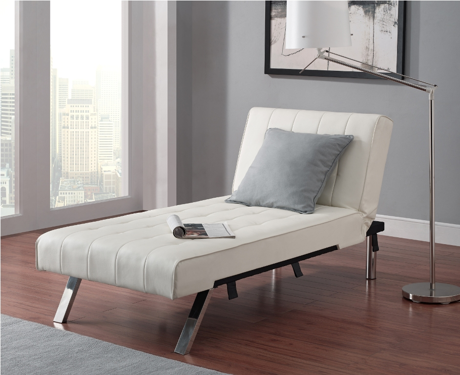 Image of: Emily Convertible Futon Sofa Bed