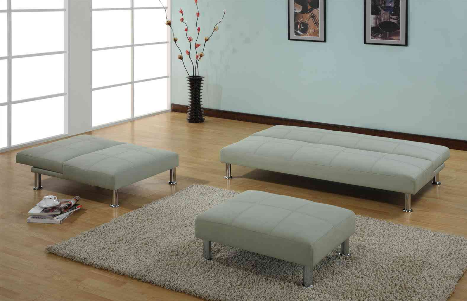 Image of: Famous Futon Chairs