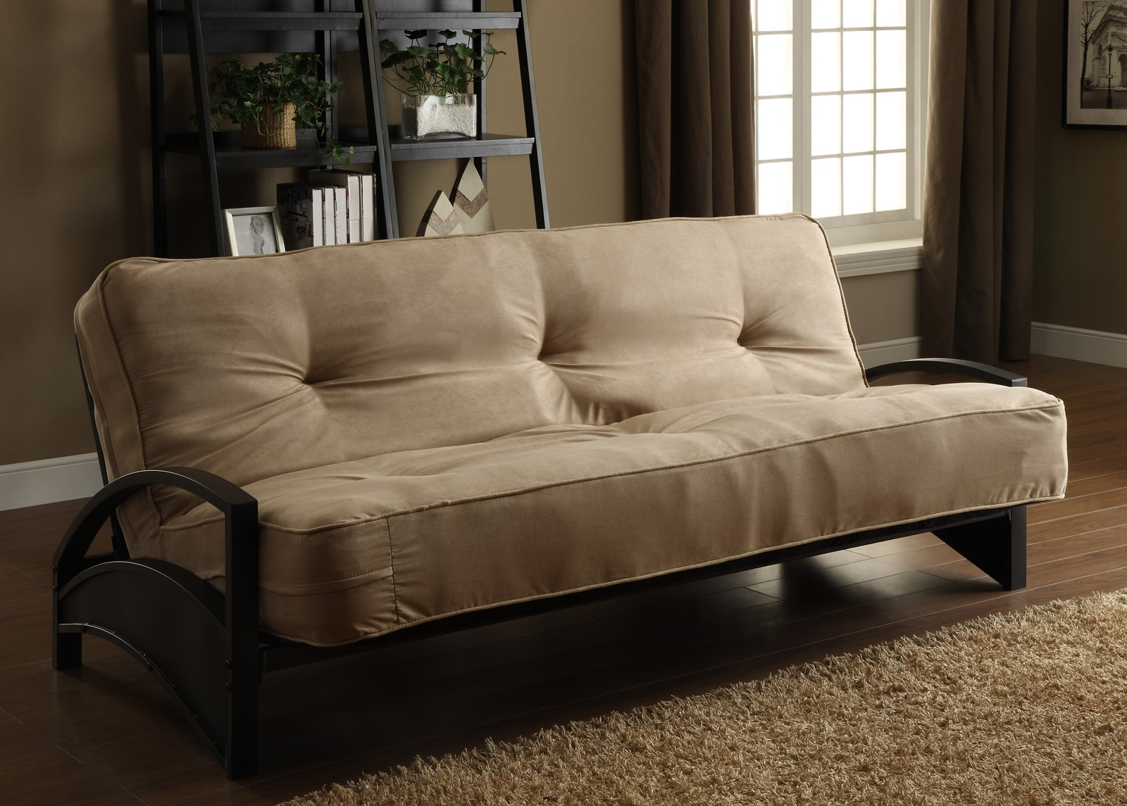 Image of: Fancy Futon Ideas