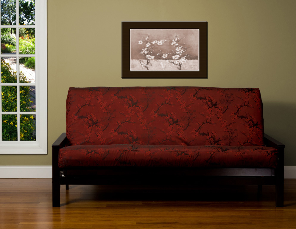 Full Size Futon Cover Color