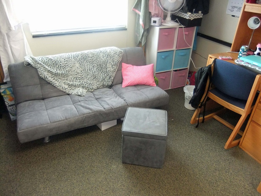 Image of: Full Size Futon Frame Home